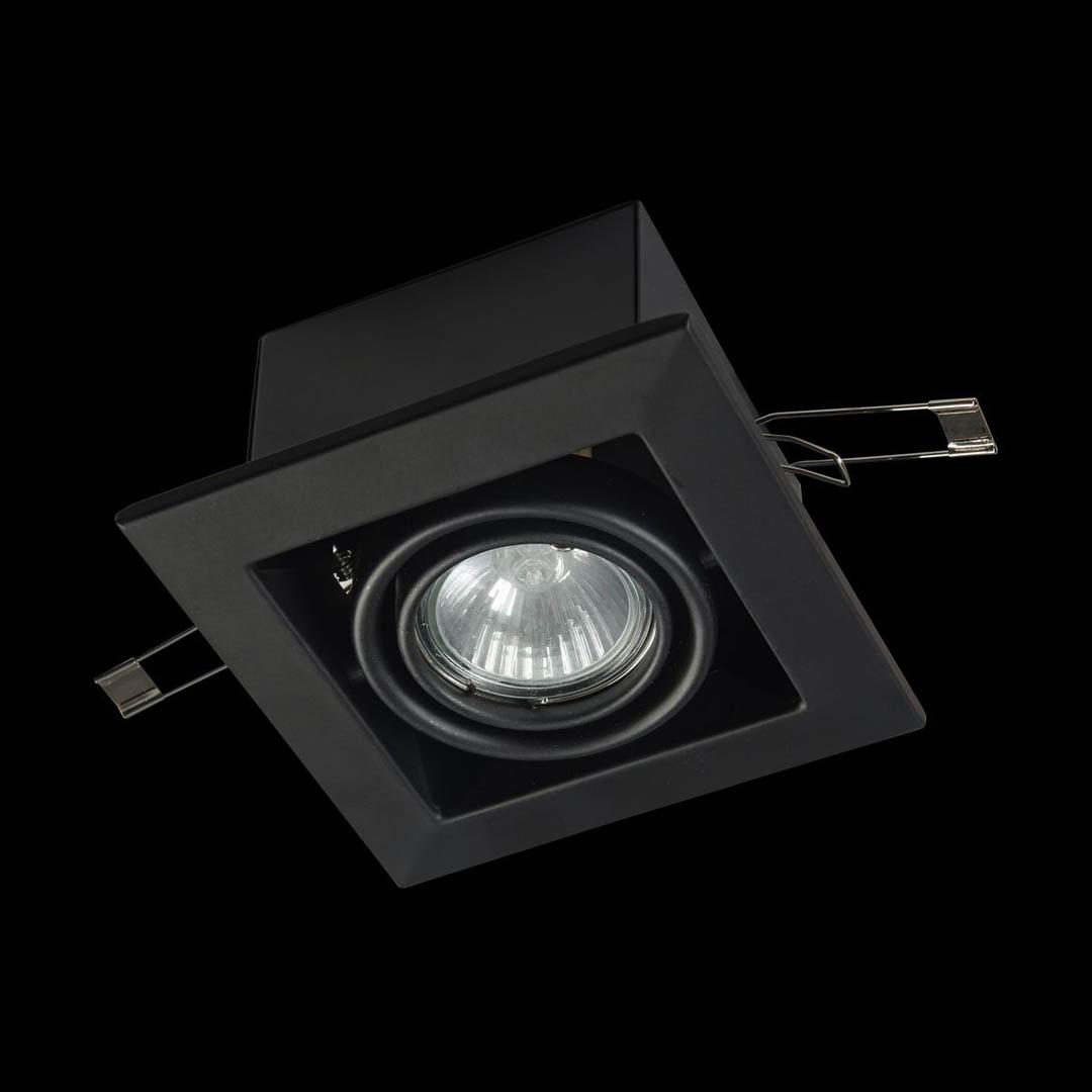 Светильник встраиваемый MAYTONI DL008-2-01-B