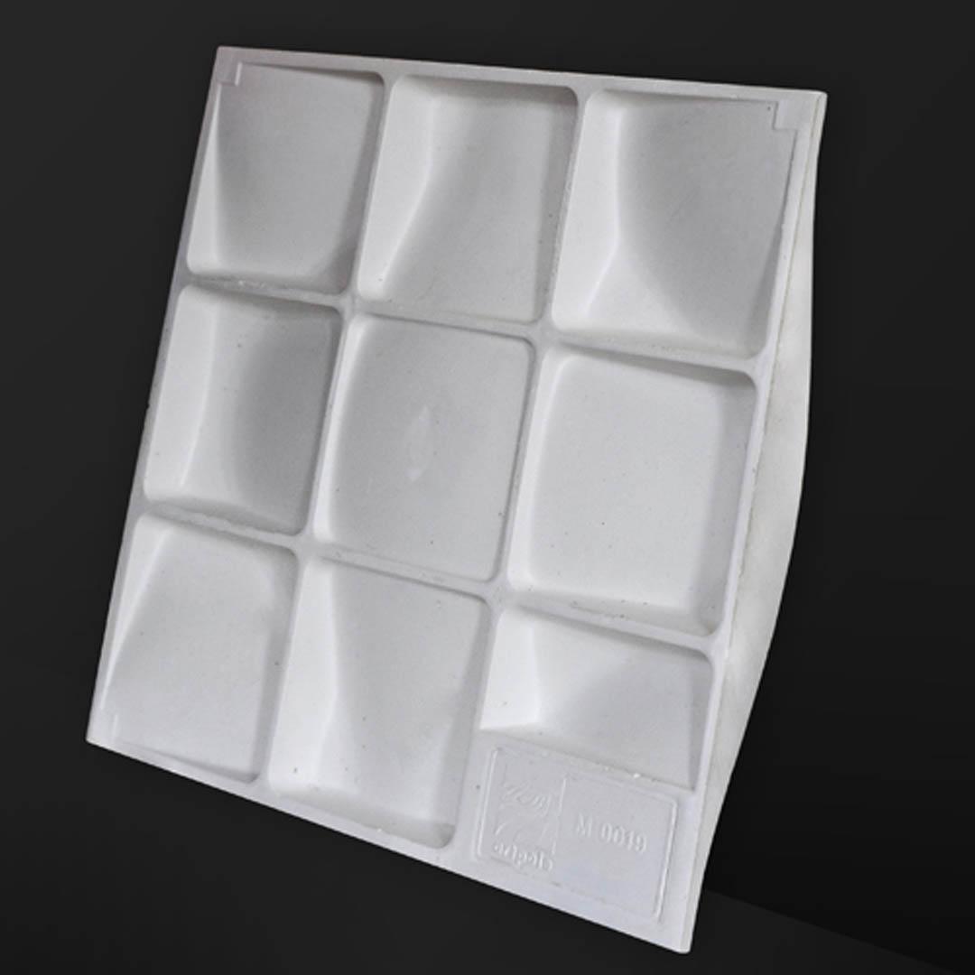 Гипсовая панель Artpole - 3D-панели M-0019 Soul