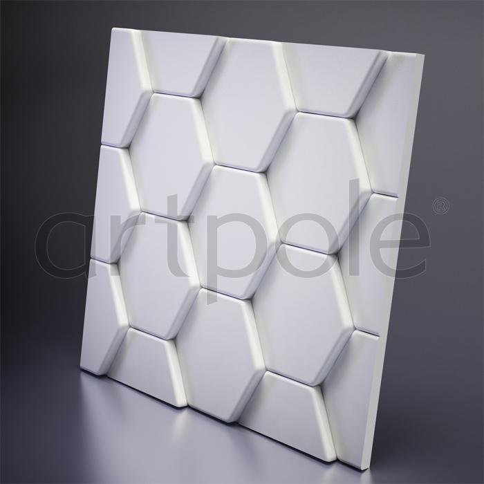 Гипсовая панель Artpole - 3D-панели М-0040 BEE