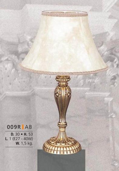 Настольная лампа Riperlamp 009R AB