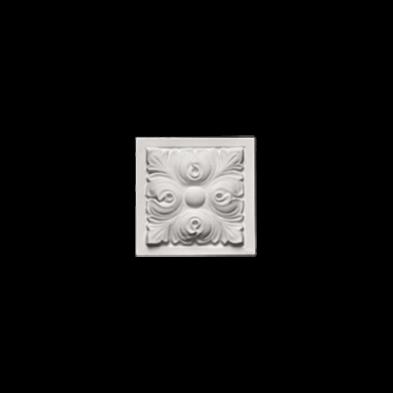 Квадрат для дверного обрамления Европласт 1.54.002