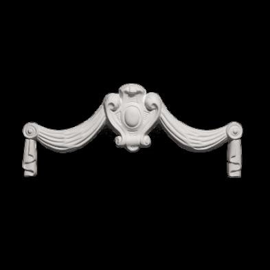 Декоратиный элемент для дверного обрамления Европласт 1.54.005