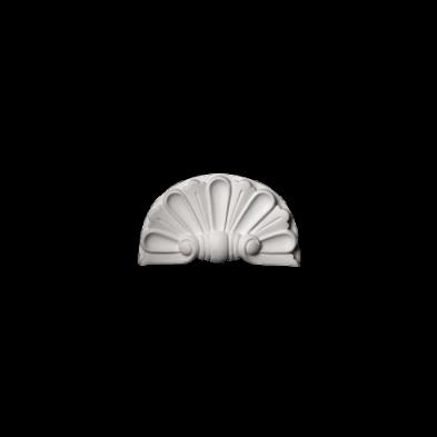 Декоратиный элемент для дверного обрамления Европласт 1.54.006