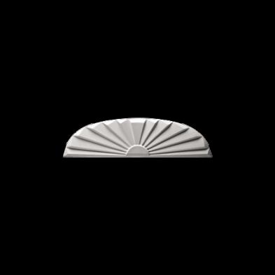 Декоратиный элемент для дверного обрамления Европласт 1.54.011