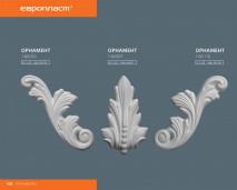 Декоративный элемент Европласт 1.60.007