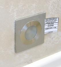 Светильник встраиваемый в стену светодиодный Lightstar 212181