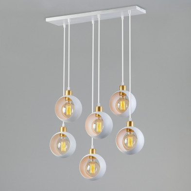 Люстра подвесная TK Lighting 2746 Cyklop