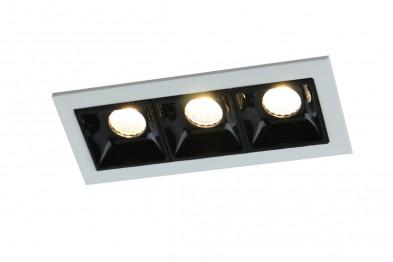 Карданы светодиодные Arte Lamp A3153PL-3BK