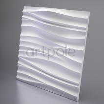 Гипсовая панель Artpole - 3D-панели D-0002-3WH (White)