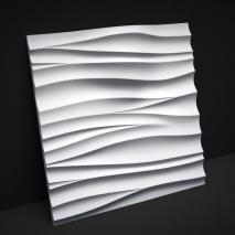 Гипсовая панель Artpole - 3D-панели D-0002-3 Silk 2 LED (RGB)