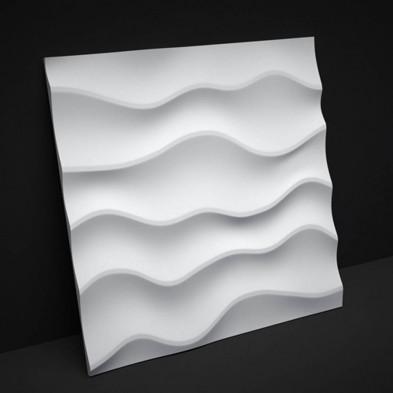 Гипсовая панель Artpole - 3D-панели D-0003-1 Sandy-1