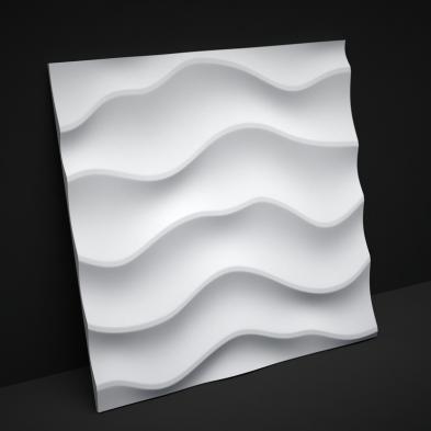 Гипсовая панель Artpole - 3D-панели D-0003-2 Sandy-2