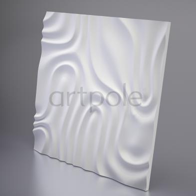 Гипсовая панель Artpole - 3D-панели D-0004-1 Foggy1