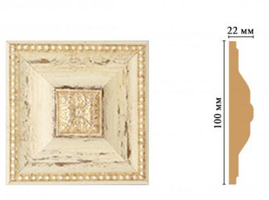 Вставка декоративная DECOMASTER D209-1028
