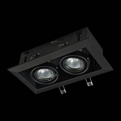 Светильник встраиваемый MAYTONI DL008-2-02-B