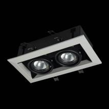 Светильник встраиваемый MAYTONI DL008-2-02-W