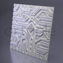 Гипсовая панель Artpole - 3D-панели М-0045 EX-MACHINA A