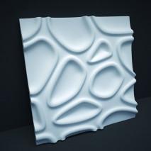 Гипсовая панель Artpole - 3D-панели M-0002 Capsul