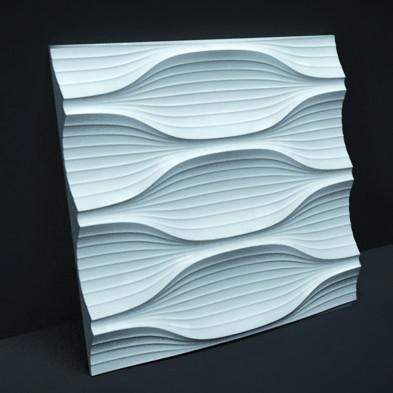 Гипсовая панель Artpole - 3D-панели M-0010 Blade