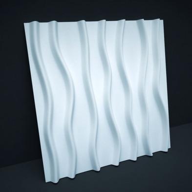 Гипсовая панель Artpole - 3D-панели M-0017 Stems