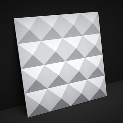 Гипсовая панель Artpole - 3D-панели M-0020 Zoom