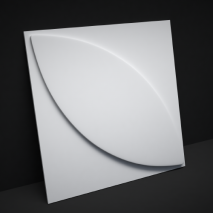 Гипсовая панель Artpole - 3D-панели M-0021 Plant