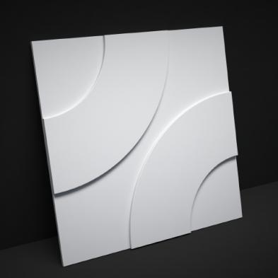Гипсовая панель Artpole - 3D-панели M-0022 Hoop