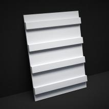 Гипсовая панель Artpole - 3D-панели M-0031 Paraline S