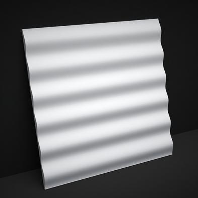 Гипсовая панель Artpole - 3D-панели M-0032 Hills