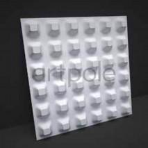 Гипсовая панель Artpole - 3D-панели M-0012 Structure