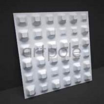 Гипсовая панель Artpole - 3D-панели M-0013 Chaos