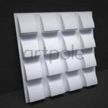Гипсовая панель Artpole - 3D-панели М-0014 Tile