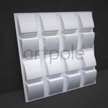 Гипсовая панель Artpole - 3D-панели М-0015 Slope