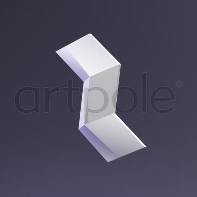 Гипсовая панель Artpole - 3D-панели М-0049 Mercury