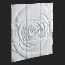 Гипсовая панель Artpole - 3D-панели М-0044 Панно Rose
