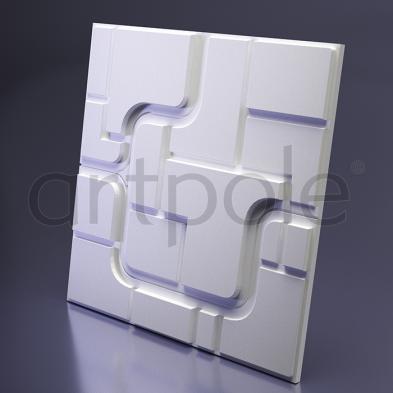 Гипсовая панель Artpole - 3D-панели D-0006-1 Space 1
