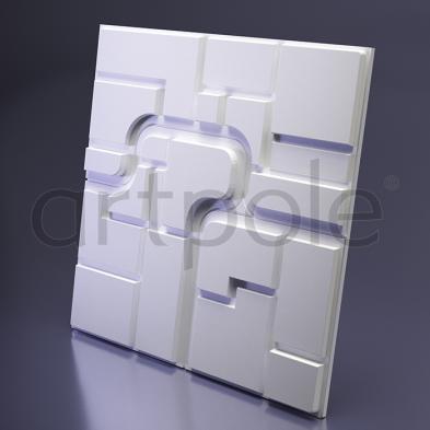 Гипсовая панель Artpole - 3D-панели D-0006-2 Space 2
