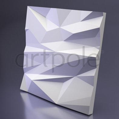 Гипсовая панель Artpole - 3D-панели Stells 2 D-0007-2