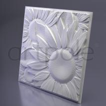 Гипсовая панель Artpole - 3D-панели M-0046 Sunflower