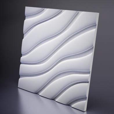 Гипсовая панель Artpole - 3D-панели M-00037 VELVET