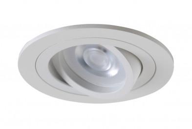 Светильник встраиваемый Crystal Lux CLT 001C1 WH