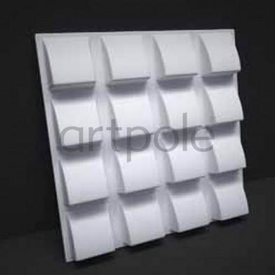 Гипсовая панель Artpole - 3D-панели M-0014 TILE